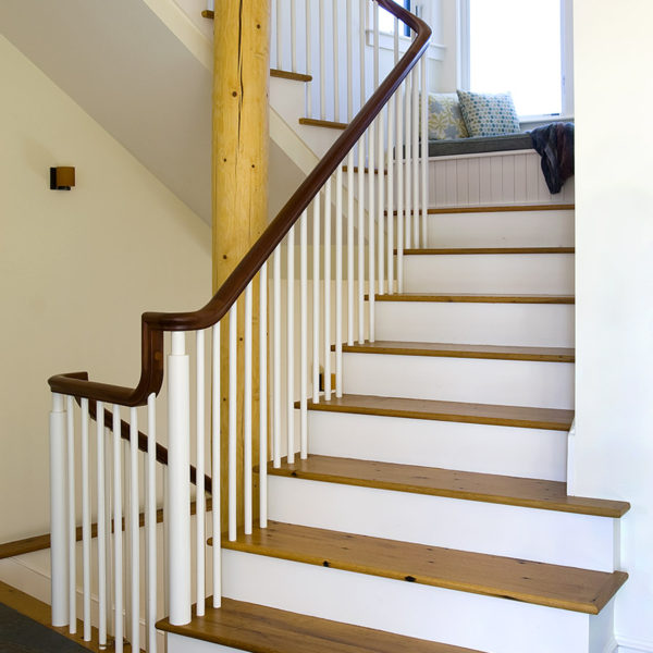 William S Woodworks Wood Stairs: Stairs & Railings